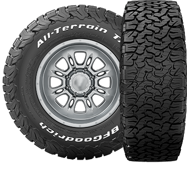 All-Terrain T/A KO2 Tires